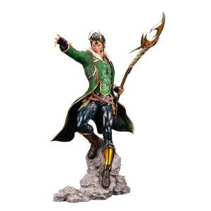 Statuetta di Loki, linea ArtFX Premier, Kotobukiya