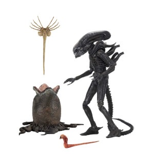 "NECA Alien - 7"" Scale Action Figure - Ultimate 40th Anniversary Big Chap"
