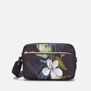 Ted Baker Women's Tiera Opal Printed Cross Body Bag - Black