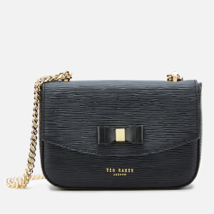Ted Baker Women's Danieel Bow Mini Shoulder Bag - Black