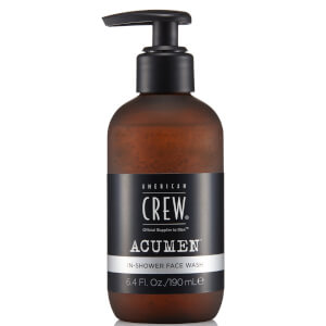 American Crew In-Shower Face Wash 190ml