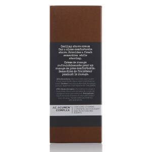 American Crew Cooling Shave Cream 100ml: Image 5