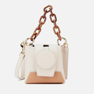Yuzefi Women's Daria Bag - Cream/Cappuccino