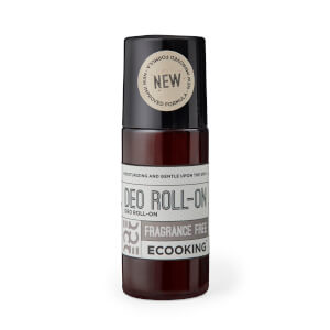 Ecooking Roll-on Fragrance Free Deodorant 50ml