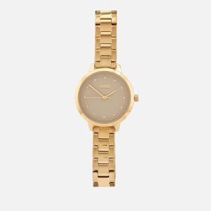HUGO Women's Achieve Watch - Gold