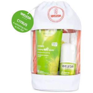Weleda Citrus Wash Bag