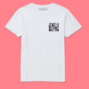 Monopoly King Of Dealing T-Shirt - White