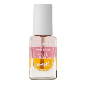 Barry M Cosmetics Nail Shot Nail & Cuticle Oil - Argan