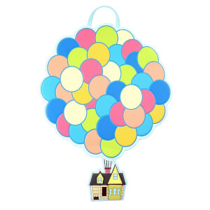 Loungefly Disney Mini Sac à Dos Transformable Maison Là-haut