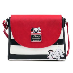 Loungefly Disney 101 Dalmatians Striped Crossbody