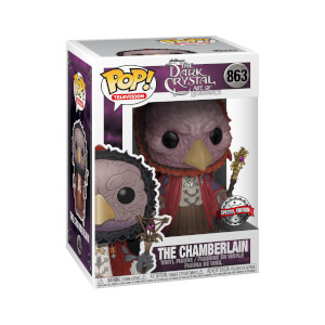 Dark Crystal The Chamberlain EXC Pop! Vinyl Figure