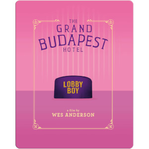 The Grand Budapest Hotel - Zavvi Exclusive Steelbook