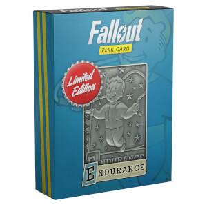 """Carta Talento """"Resistenza"""" di Fallout (n. 3 di 7, edizione limitata)"""