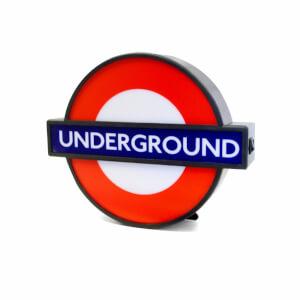 Mini Underground TFL Lightbox