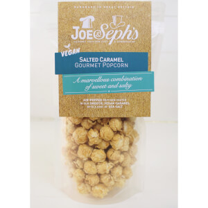 Joe & Seph's Vegan Salted Caramel Popcorn