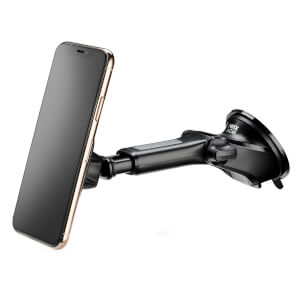 Mixx Long Arm Suction Mount Magnetic