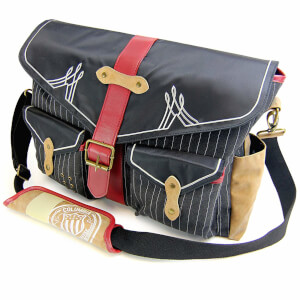 BioShock Booker DeWitt Messenger Bag