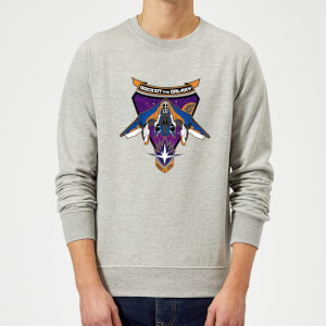Marvel Guardians Of The Galaxy Rockin Milano Sweatshirt - Grey
