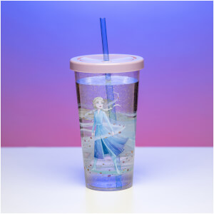 Frozen 2 Cup and Straw