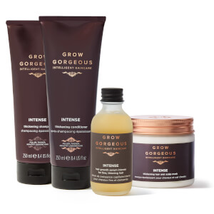 Grow Gorgeous Intense Collection (Worth £104.00)