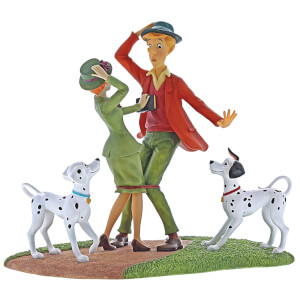 Enchanting Disney Collection - Just Had To Meet (101 Dalmatians Figurine)