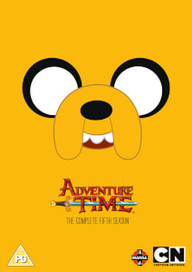 Adventure Time - The Complete Fifth Season