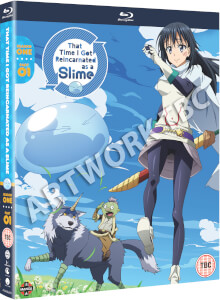 That Time I Got Reincarnated as a Slime: Season One Part One