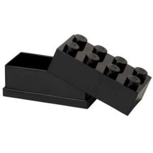 LEGO Mini Box 8 - Black