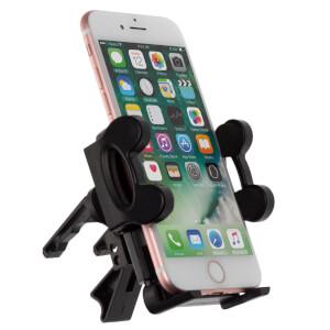 Kit Essentials Car Smartphone Holder Vent Fit - Black