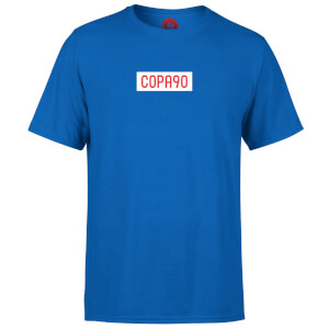 Everyday Men's T-Shirt - Royal Blue/White/Red