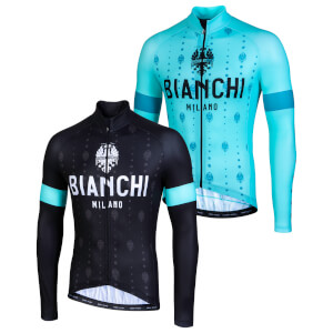 Bianchi Perticara Long Sleeve Jersey
