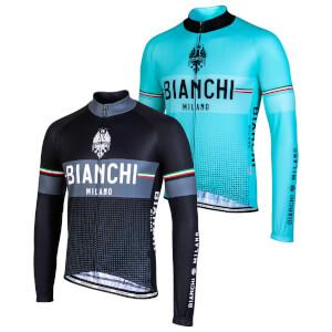 Bianchi Sillaro Long Sleeve Jersey