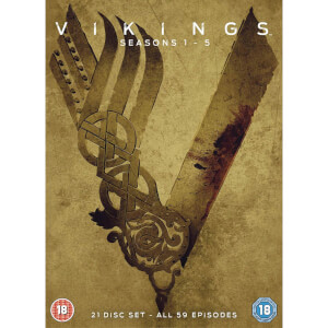 Vikings Seasons 1-5