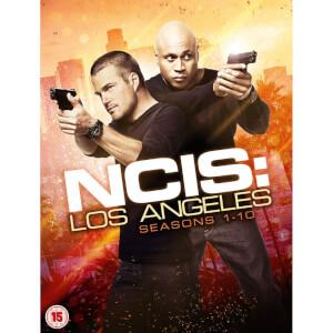 NCIS: Los Angeles Seasons 1-10
