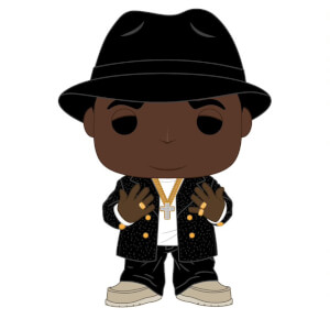 Pop! Rocks Notorious B.I.G. - Biggie Pop! Vinyl Figur