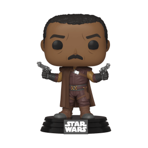 Star Wars The Mandalorian Greef Karga Pop Vinyl Figure
