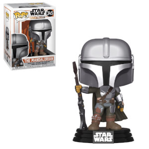 Star Wars The Mandalorian The Mandalorian (Final) Funko Pop! Figuur
