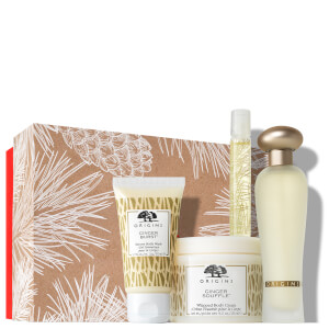 Origins Ginger Joy: Bath and Body Must-Haves