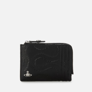 Vivienne Westwood Men's Belfast Card Holder with Zip - Black