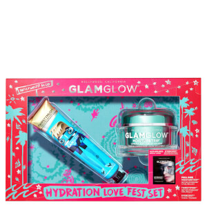 GLAMGLOW Hydration Love Fest Set (Worth £74.40)