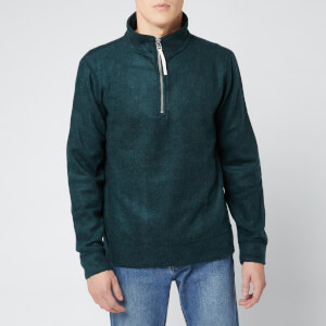 A.P.C. Men's Feyo Sweatshirt - Vert Sapin