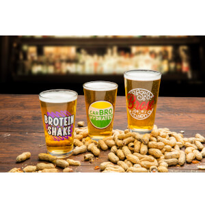 Beer Bros Glasses Set