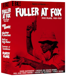 Fuller At Fox, Five Films - Limited-Edition 5-Disc Boxset