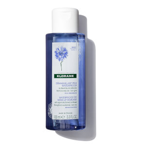 KLORANE Eye Make-Up Remover With Organically Farmed Cornflower 3.3 fl. oz