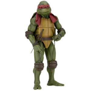 NECA Teenage Mutant Ninja Turtles (1990 Movie) 1/4 Scale Raphael Figure