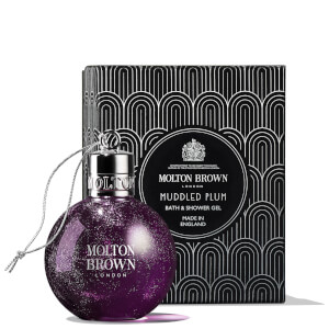 Molton Brown Muddled Plum Festive Bauble 75ml