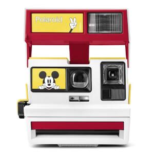 Polaroid Originals 600 Mickey Mouse Camera - Limited Edition