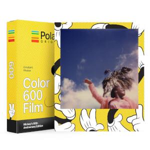 Polaroid Originals Farbefilm für 600 Mickez Mouse Kamera – 90ten Jubiläum Limitierte Auflage