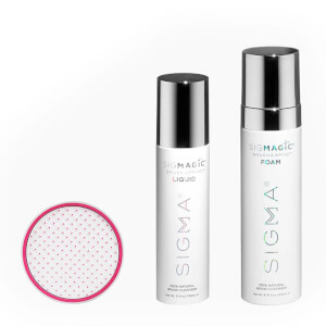 Sigma Beauty Brush Cleanser Trio