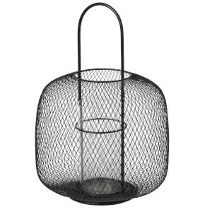 Broste Copenhagen Boden Lantern - Black